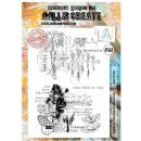 AALL and Create Clear A4 Stamp Set #368 - Seeds of Hope by Tracy Evans